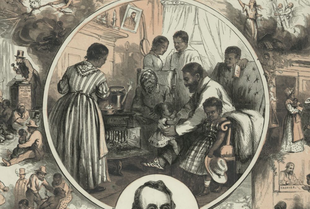 The Beginning and End of Slavery in America