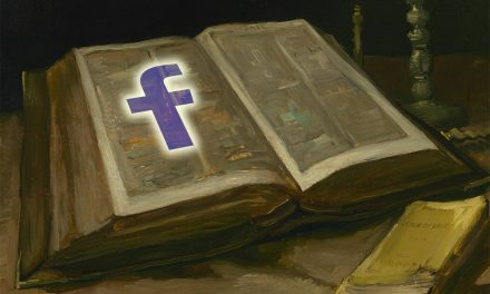 The Gospel of Facebook
