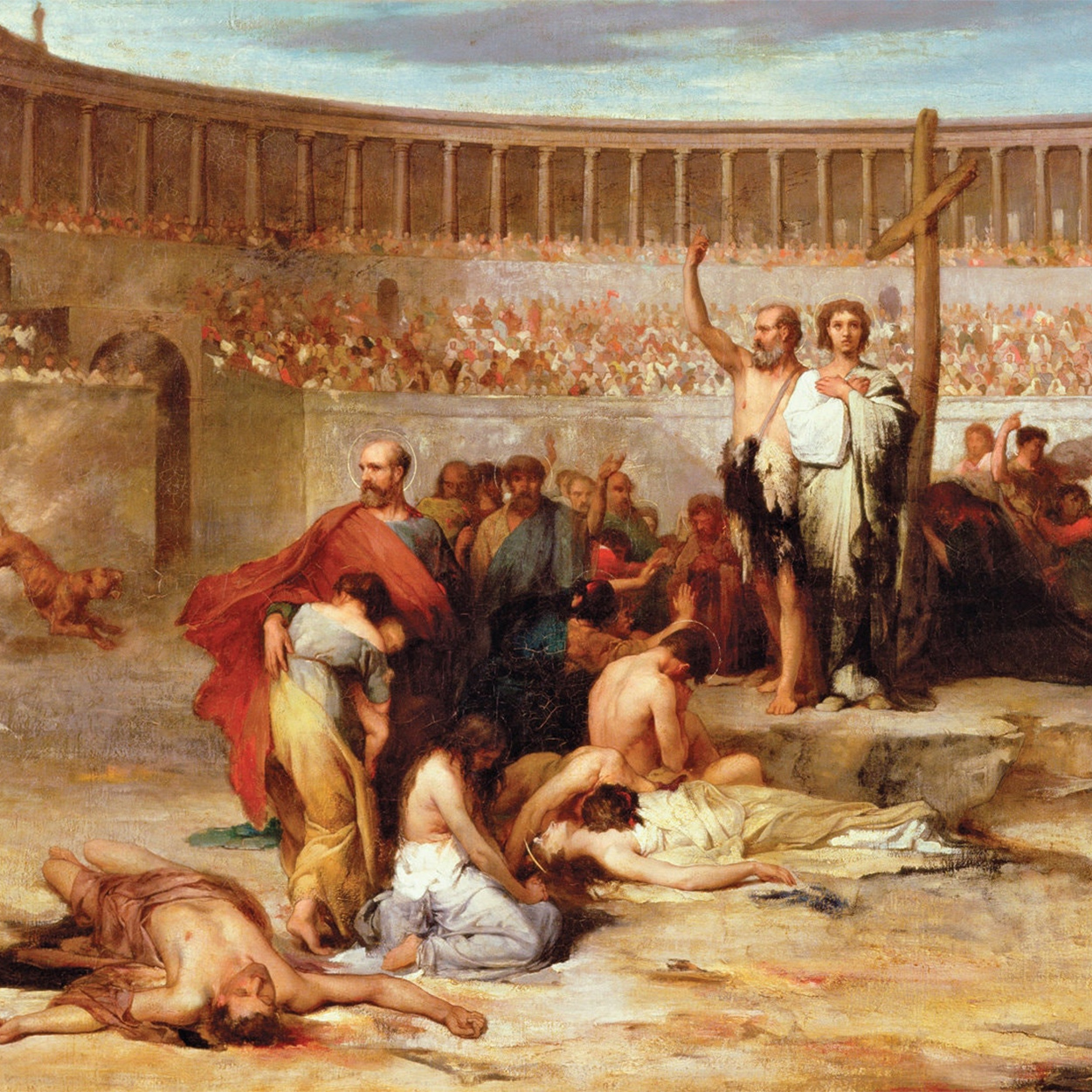 Our Return to the Persecution of the pre-Christian World