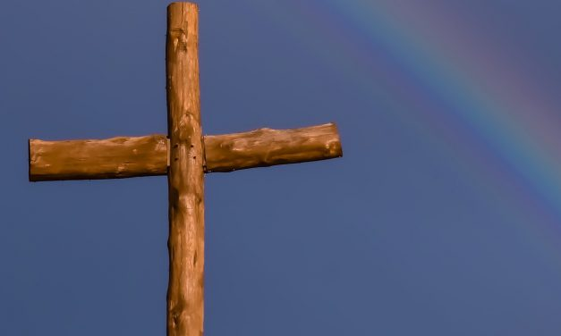The Rainbow and the Cross at the Supreme Court