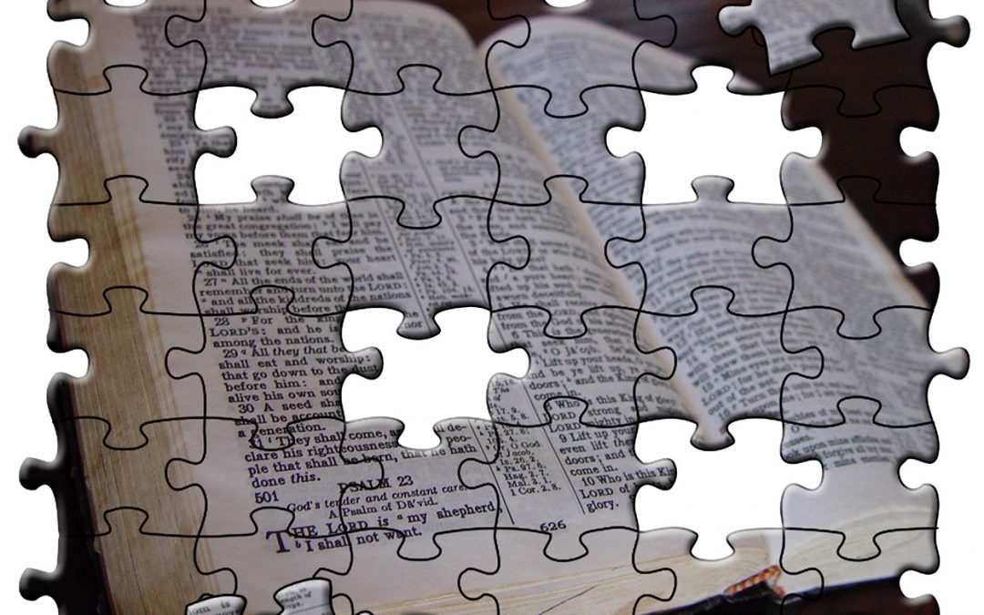 Piecing Together Scripture's Puzzling Profile of Race