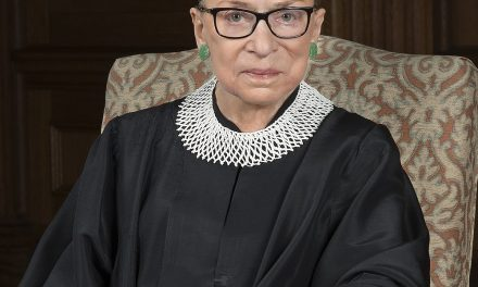 Ruth Bader Ginsburg, Donald Trump, and Me