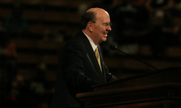 """Responsible Reform: Elder Cook's Caution About """"Persistent Bouts of Christianity."""""""
