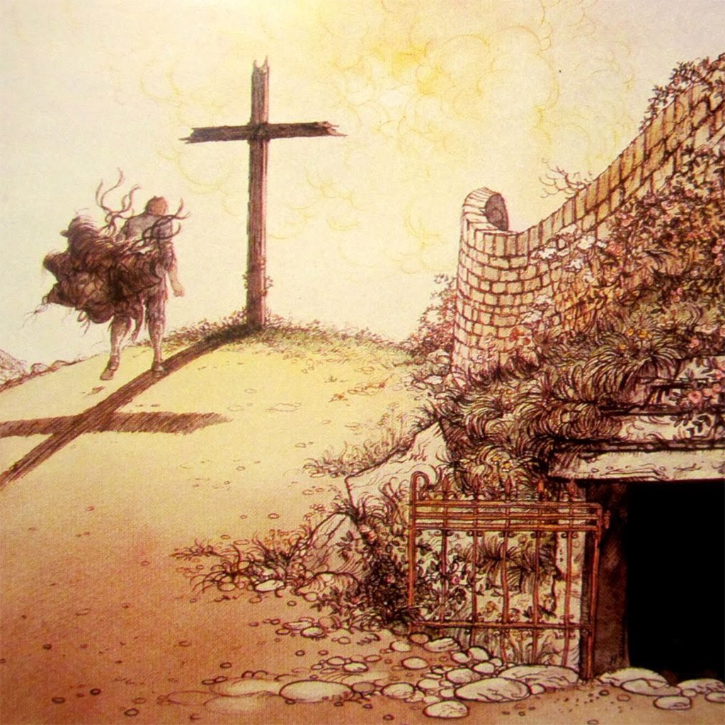 Stay a While by the Cross this Easter