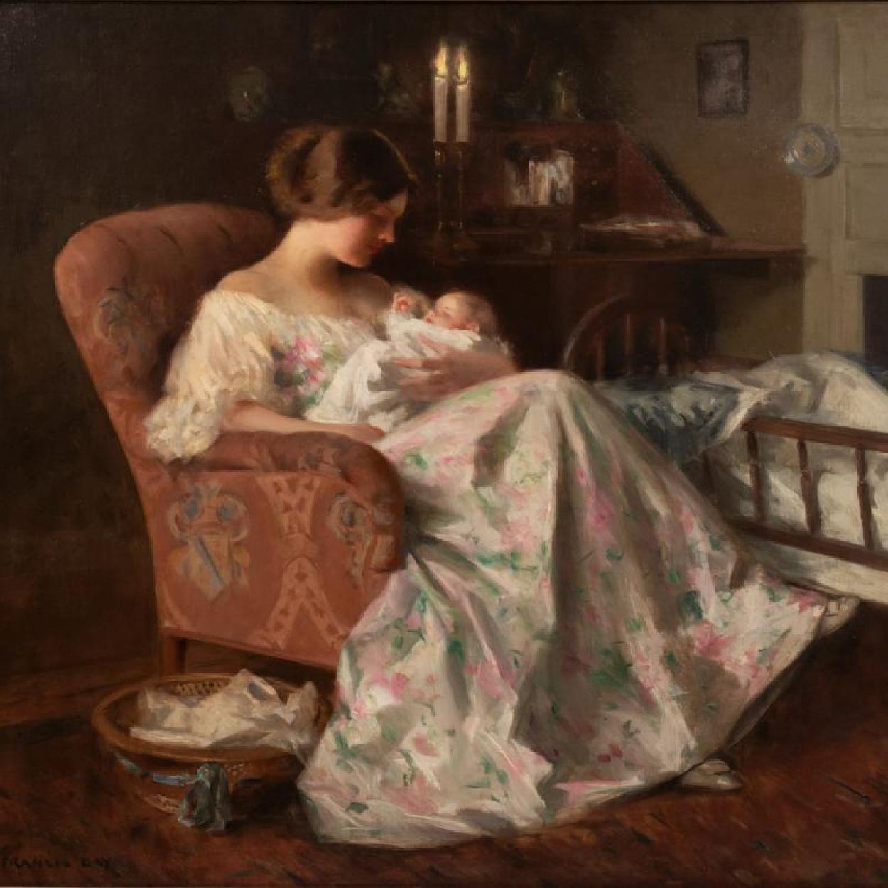 The Eternal Nature of Motherhood for All Women