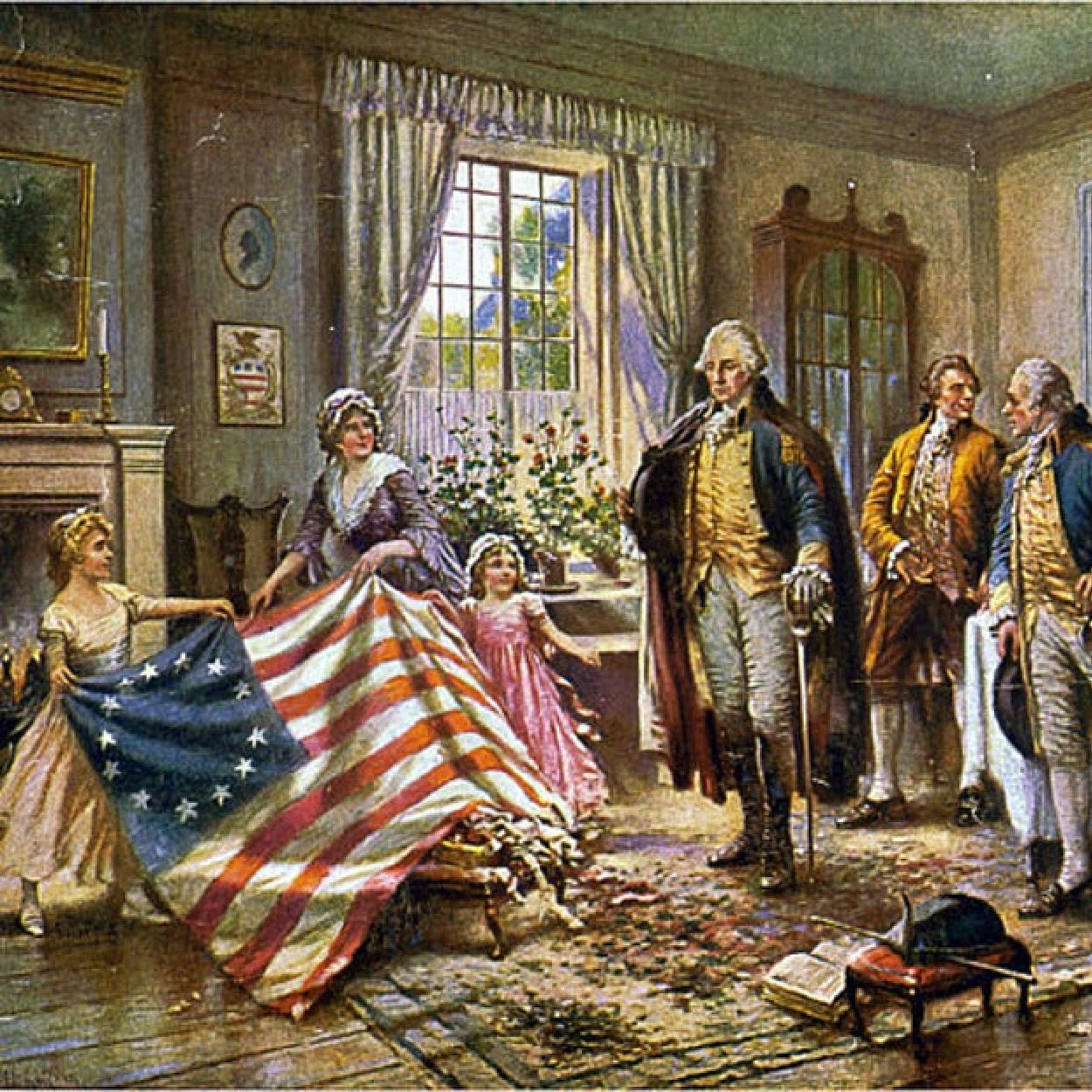 America, Land of Promise and Destiny