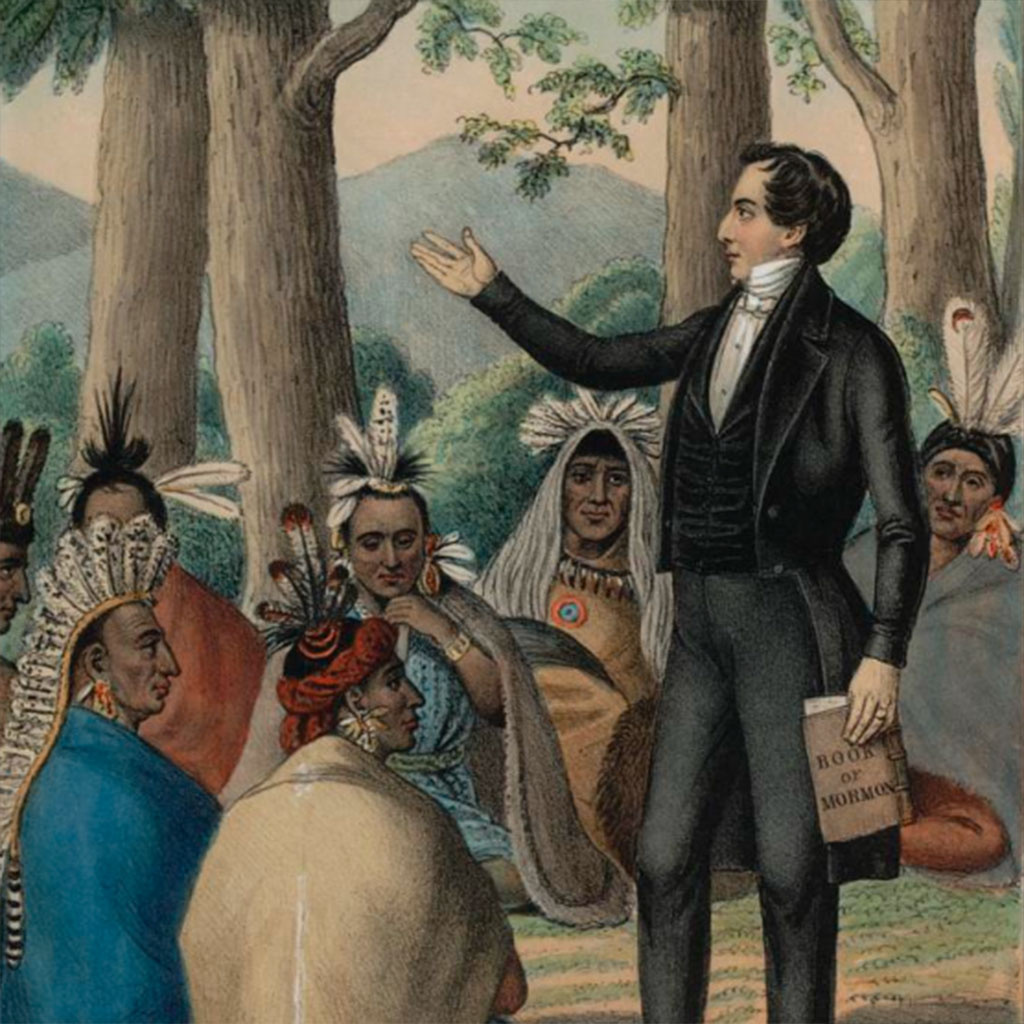 Race and Representation in Latter-day Saint Art