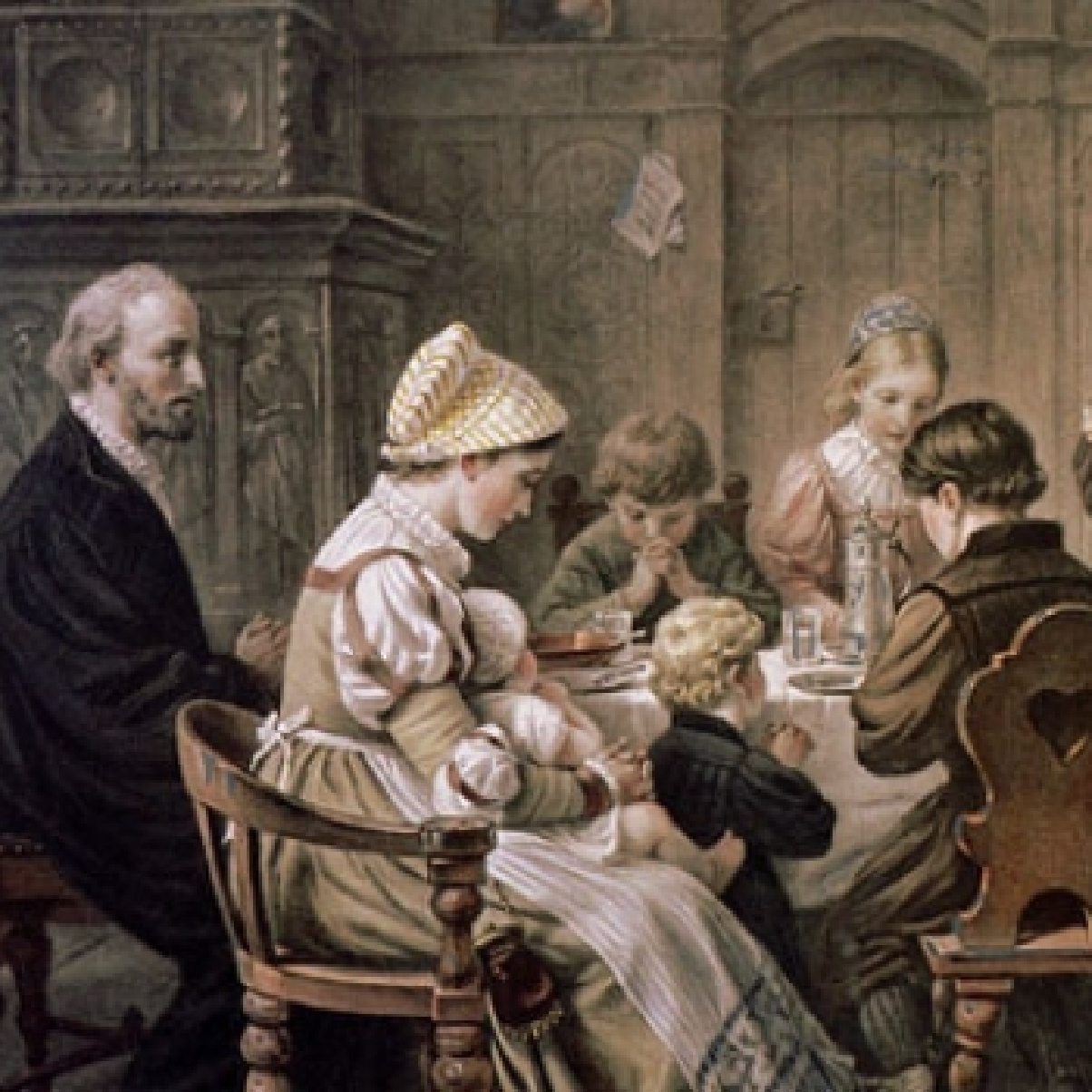 Mainline Protestant Families: Loving God and Family Members