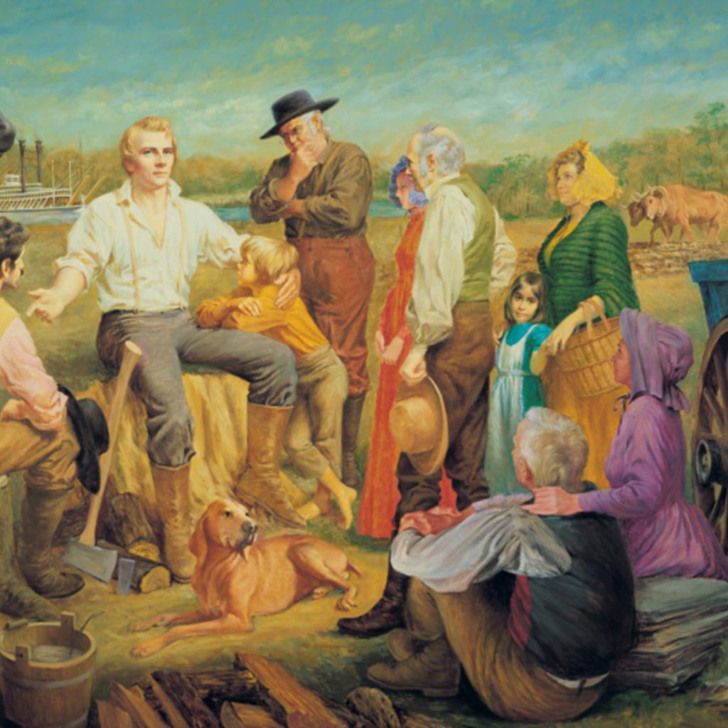 Latter-day Saint Families: Eternal Perspectives